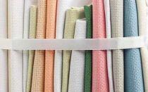 Какая бывает канва для вышивки?