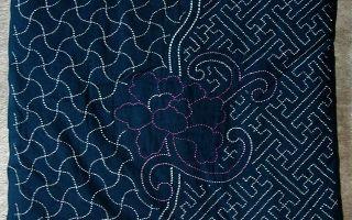 Японская вышивка Сашико: секреты и технологии