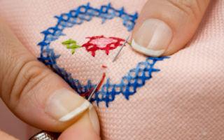 Ткань для вышивания крестом: разновидности и полезные советы