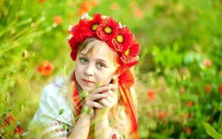 Украинская вышивка, её особенности и историческое значение