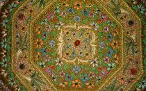 Индийская вышивка: виды и технология изготовления