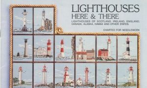 Схема для вышивки Jidewater Originals: Lighthouses here & there