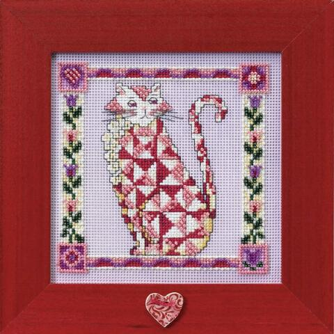 mill hill scarlet схема для вышивки доступна на сайте