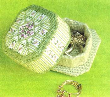 вышивка объемная