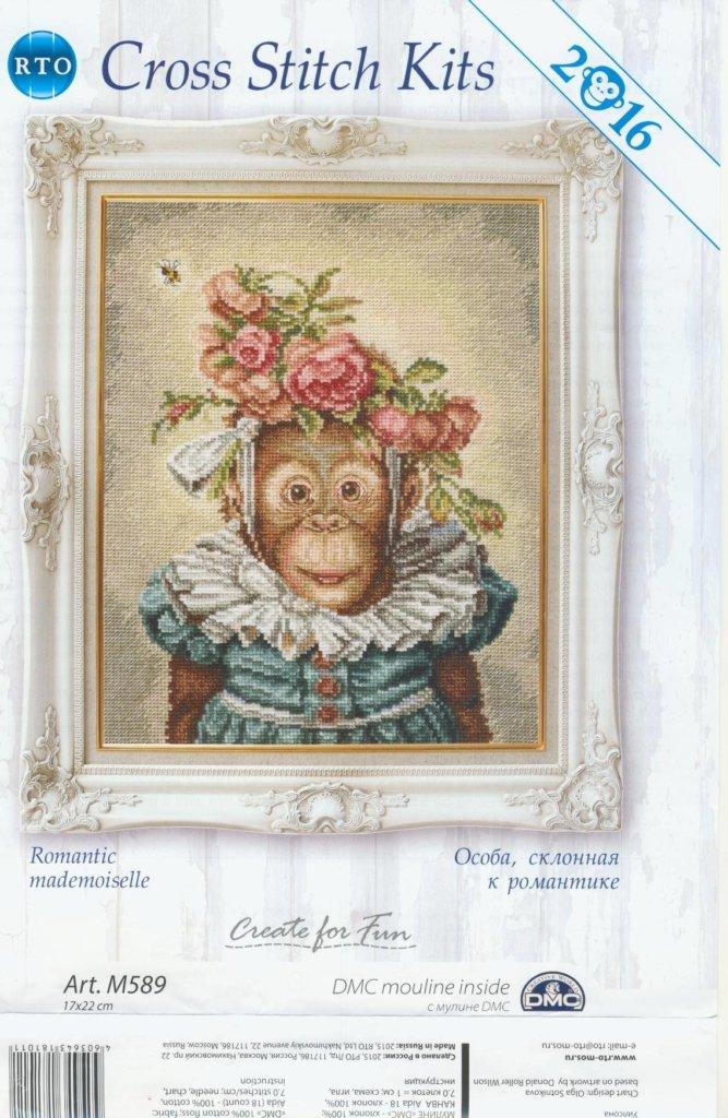 скачать схему romantic mademoiselle от rto