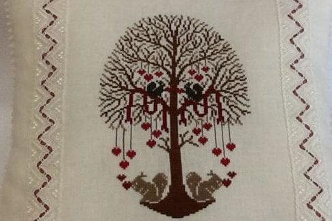 схема для вышивки Renato Parolin: Harmony