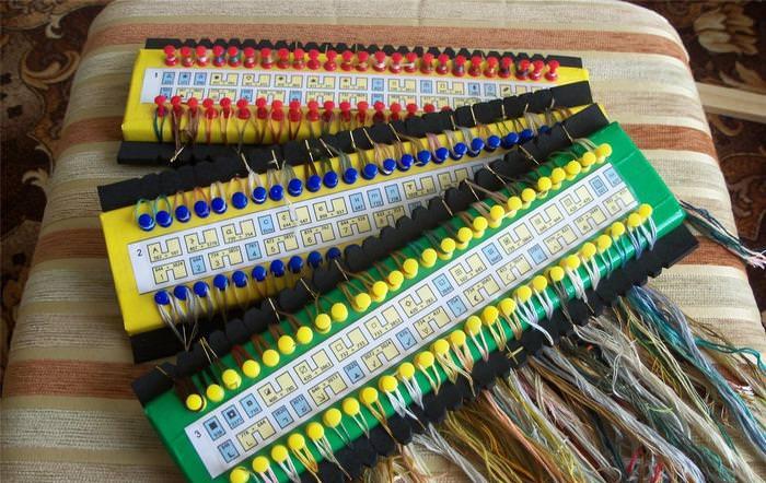 орагнайзер для вышивки