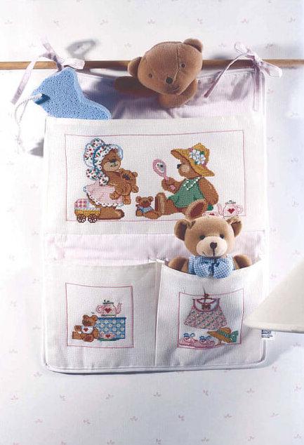 Схема вышивки для детей: в детскую