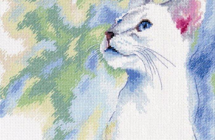 По-настоящему кошачья схема для любителей кошек.