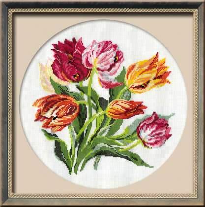 Riolis: тюльпаны скачать