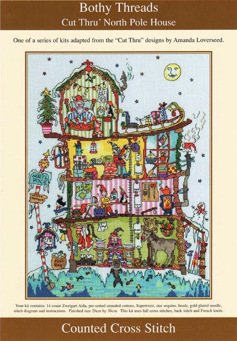 Bothy Threads: North Pole House