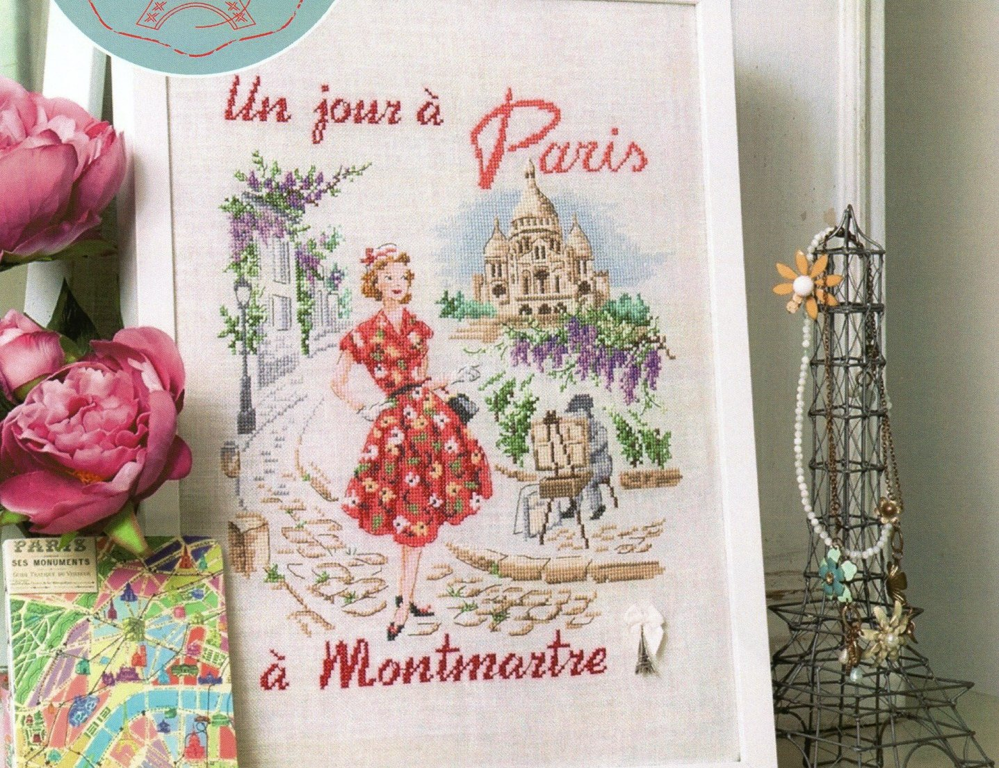 Un Jour a Paris Montmartre