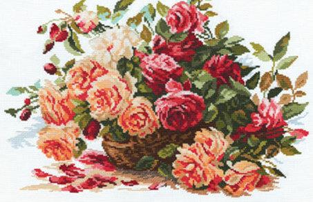 схема роз